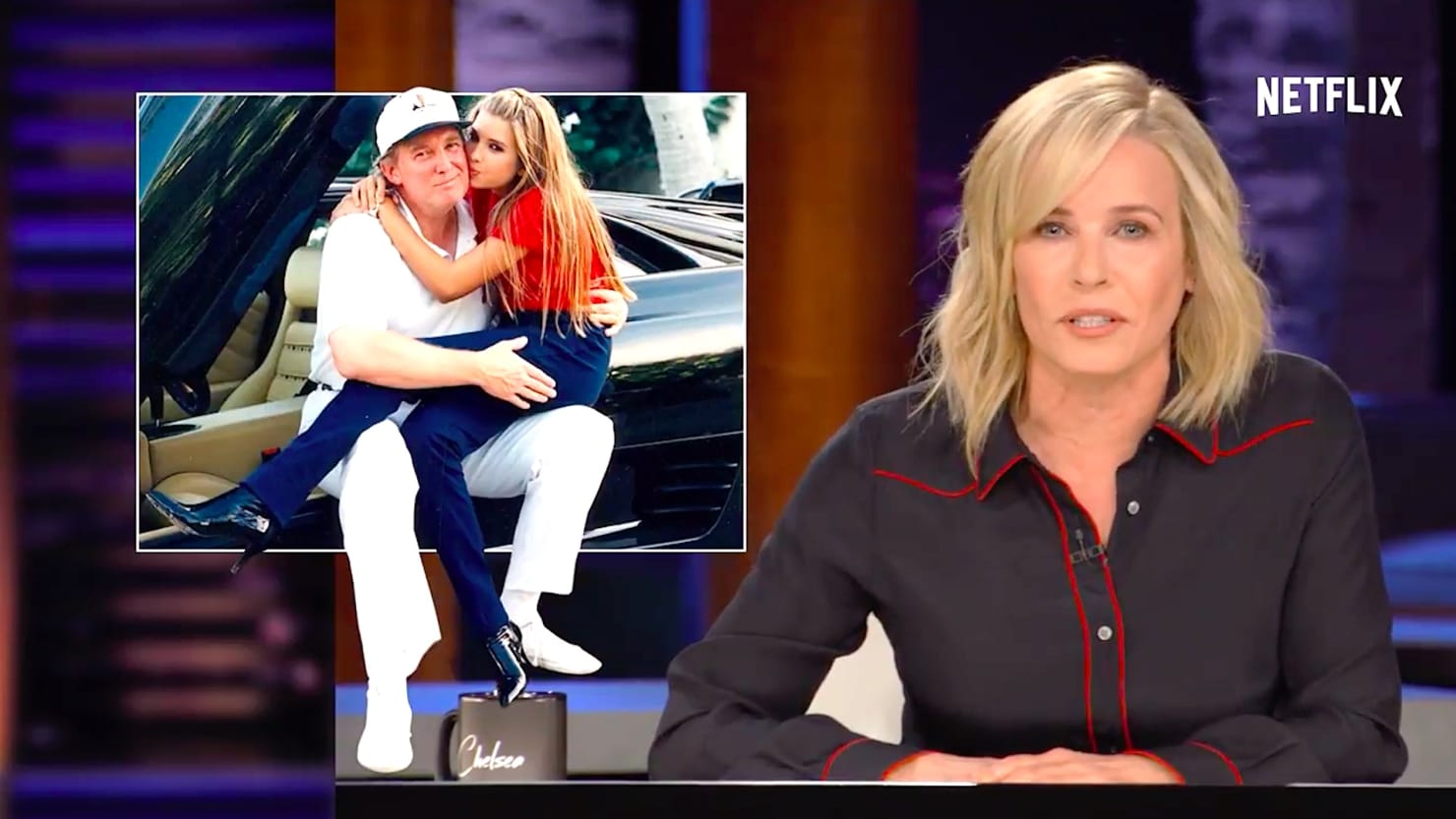Chelsea Handler's Father's Day Message to Ivanka Trump ...
