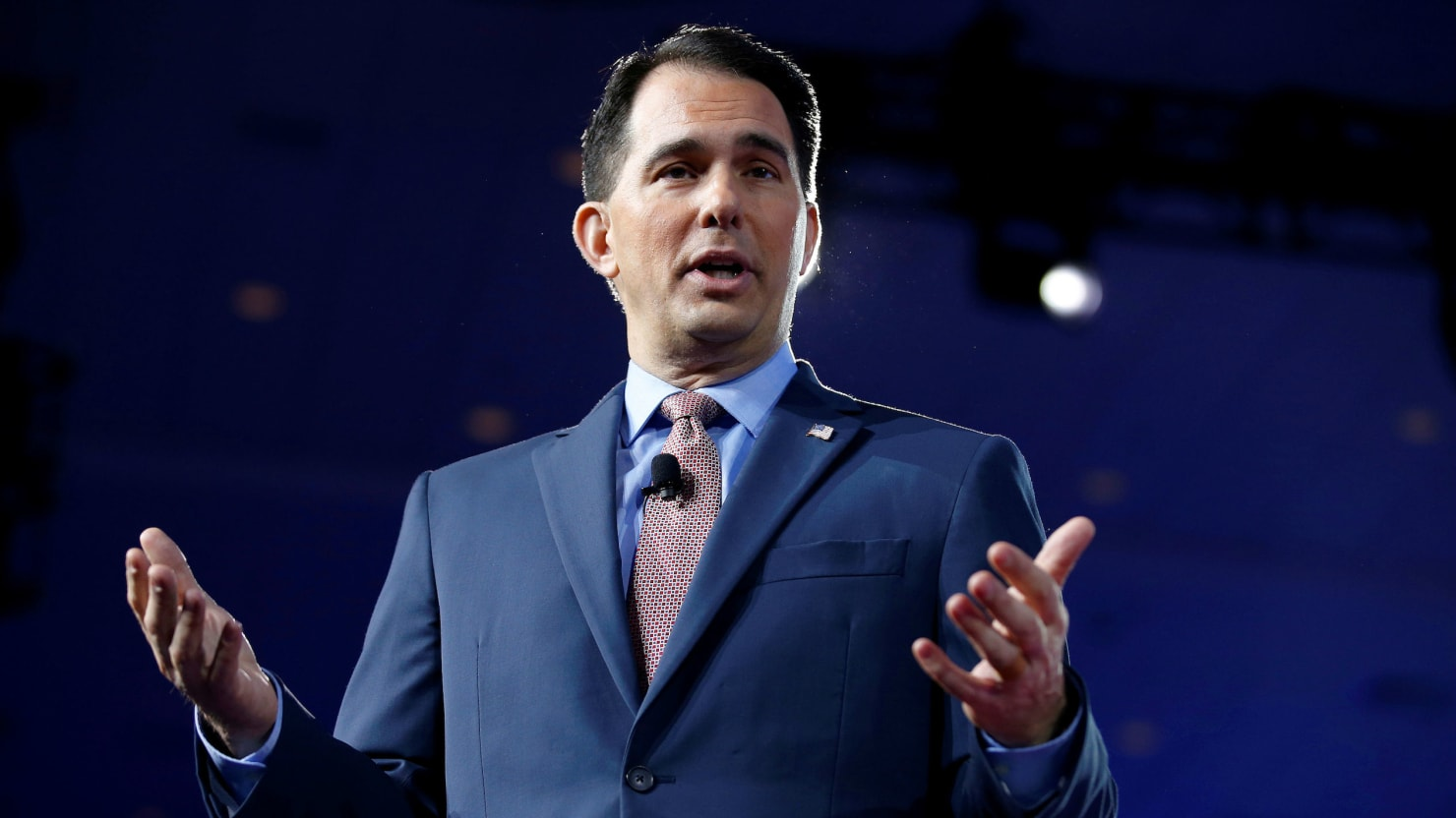 Scott Walker loses bid to stop special election