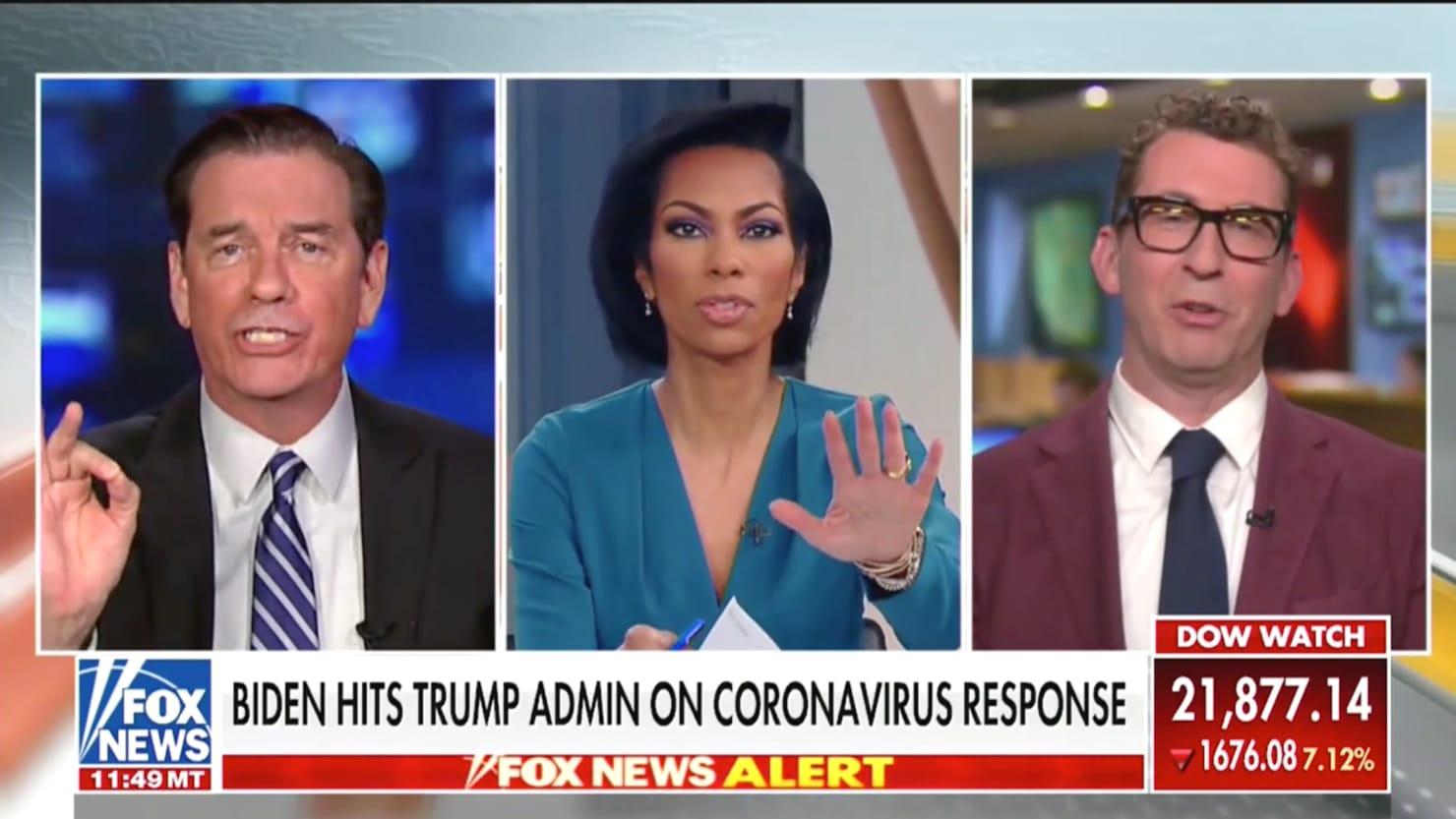 Fox News Cuts Away From Trumps Press Secretary, Says It