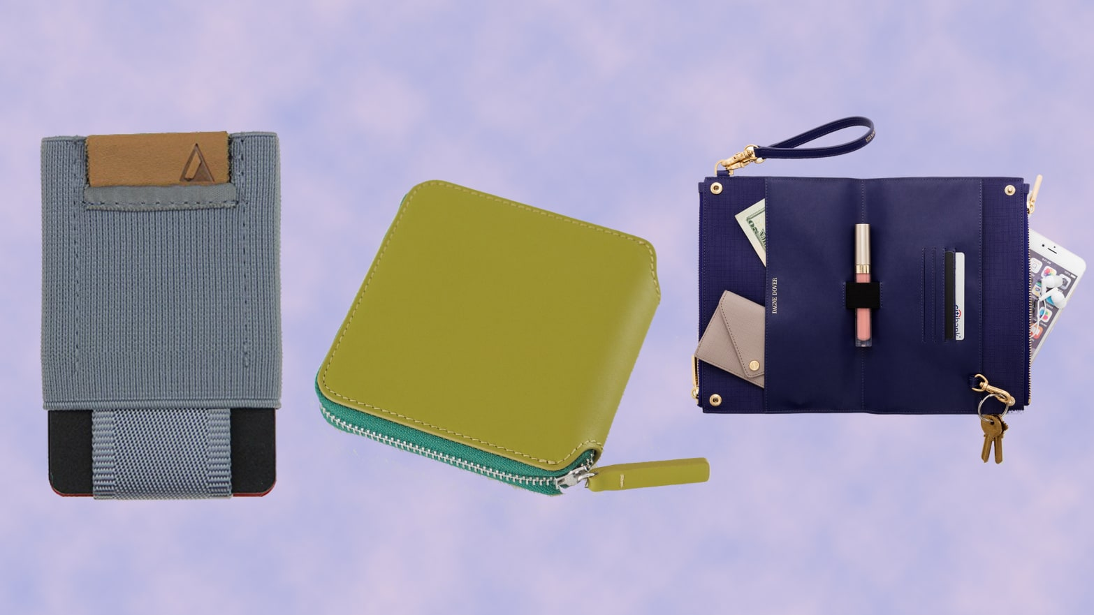 The Best Wallet For Whatever You Carry From Billfold to Checkbook and Beyond