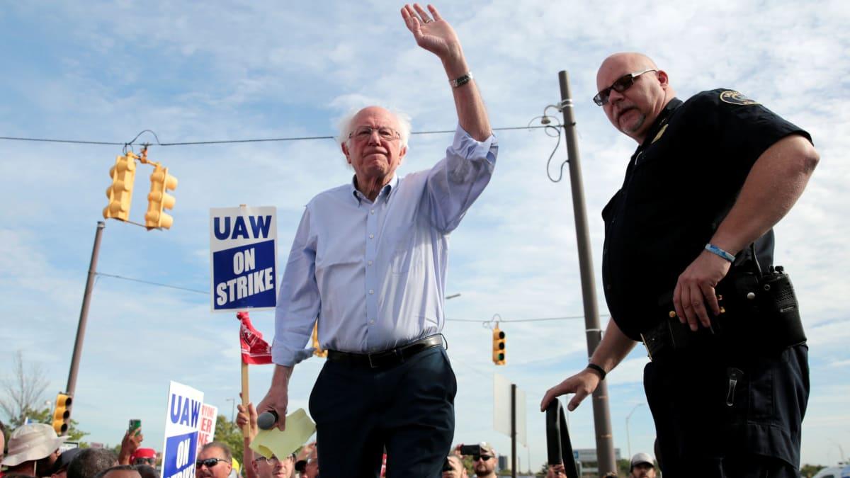 Bernie Sanders Raises Massive $25.3 Million in Third Quarter