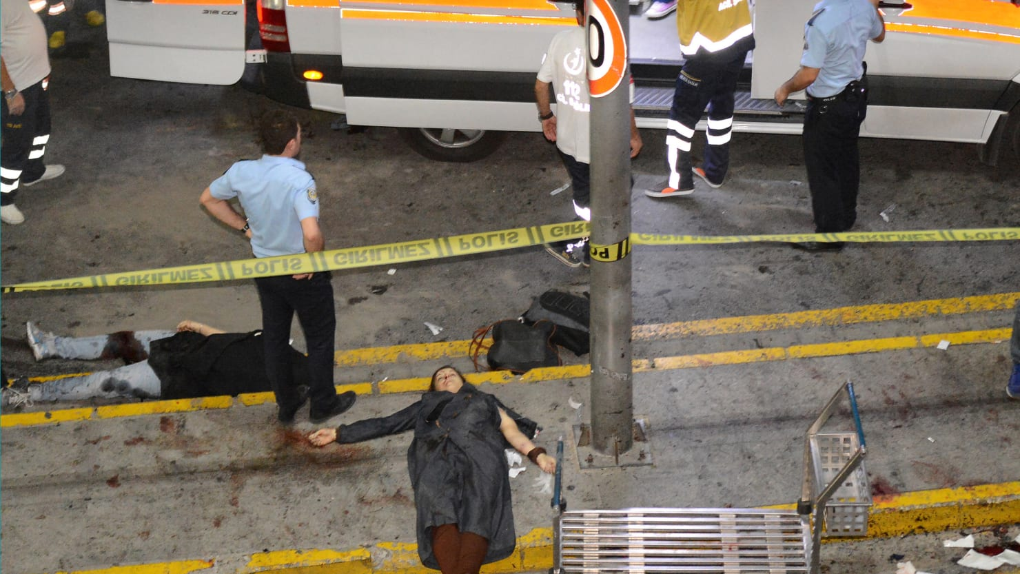 In Turkey, killed two consecutive tourists from Russia 06/09/2018