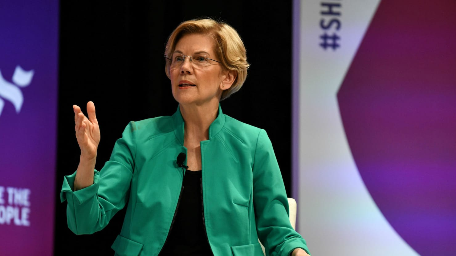 Elizabeth Warren Rolls Out Plan to Protect Abortion Rights: 'It's Time to Fight Back'