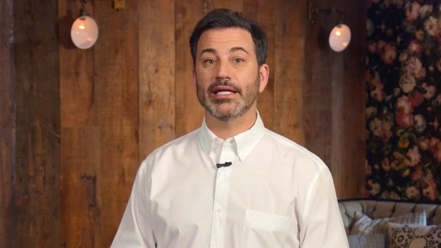 Jimmy Kimmel Mocks Kellyanne Conways Cupcake-Voting Nonsense