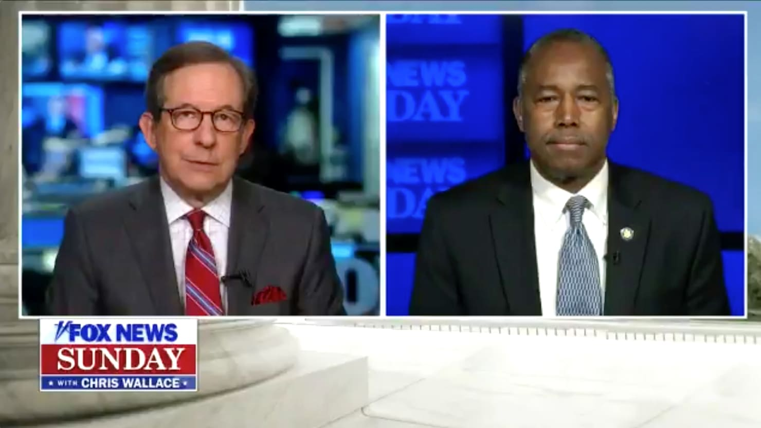 Ben Carson Defends Atlanta Police Officer Who Killed Rayshard Brooks