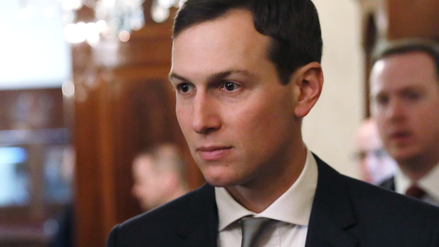 Stephen Miller Had to Answer GOP Senators' Questions About Immigration Plan for Jared Kushner: WaPo