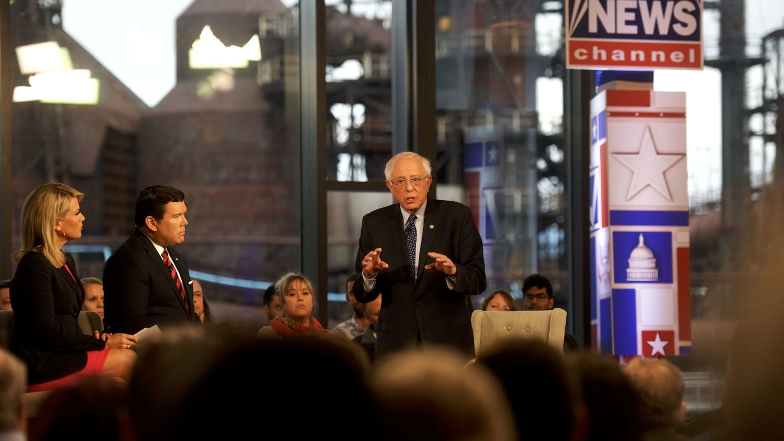 Bernie Sanders' Fox News Town Hall Was a Ratings Smash, as Pete Buttigieg and Other Democrats Consider One.