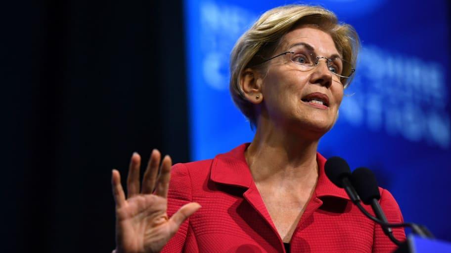 Elizabeth Warren Backs Jessica Cisneros, a Justice Democrat Primarying Rep. Henry Cuellar in Texas