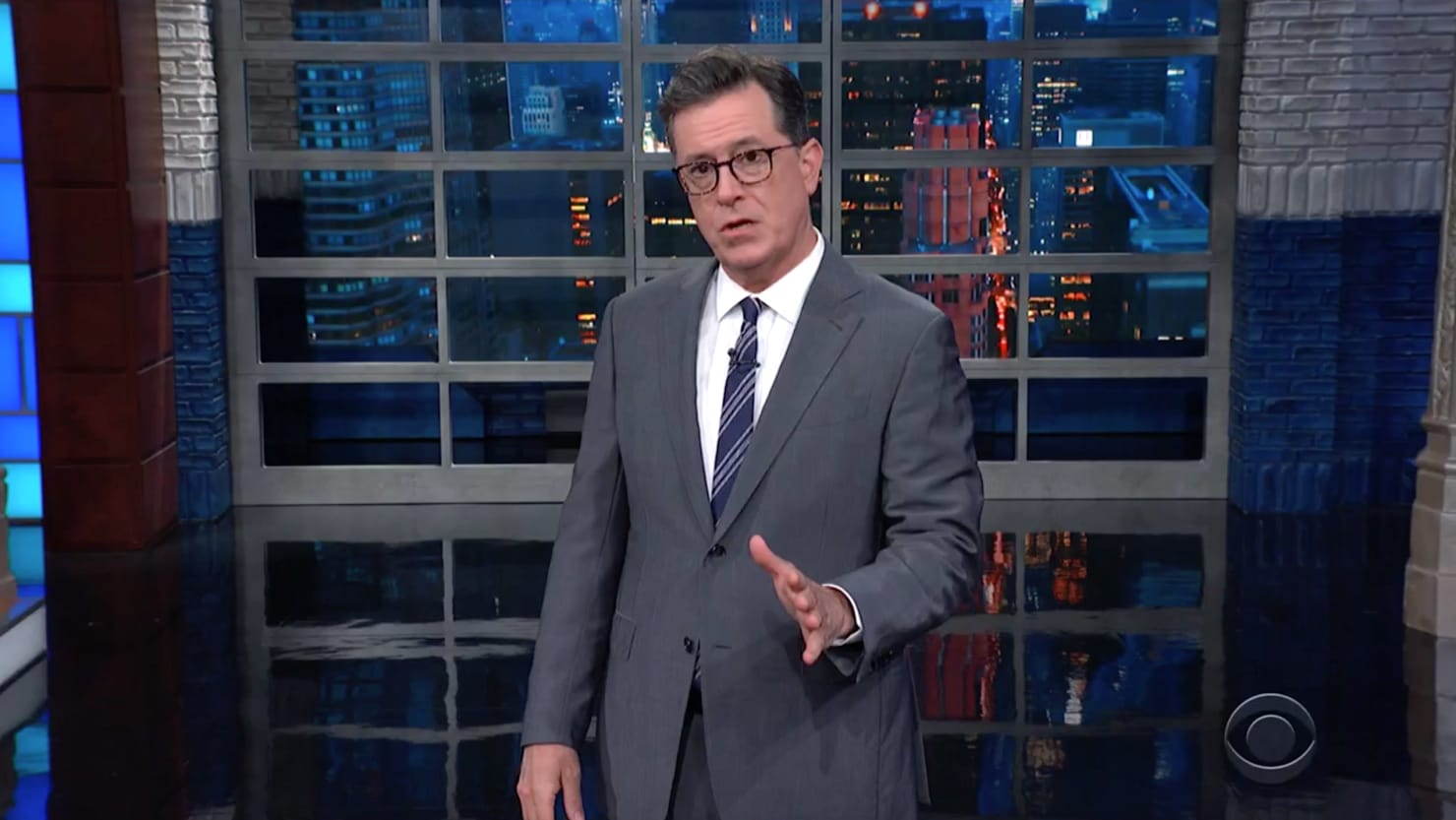 Stephen Colbert Sounds Off on E. Jean Carroll's Trump Rape Allegation: 'Specific, Credible and Terrible'