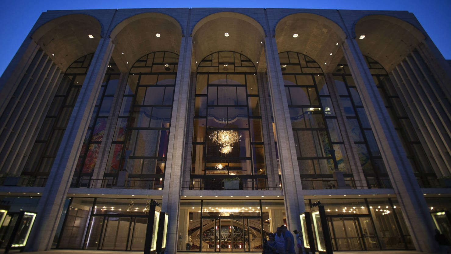 Met Opera Sues Conductor James Levine, Detailing Sexual Harassment