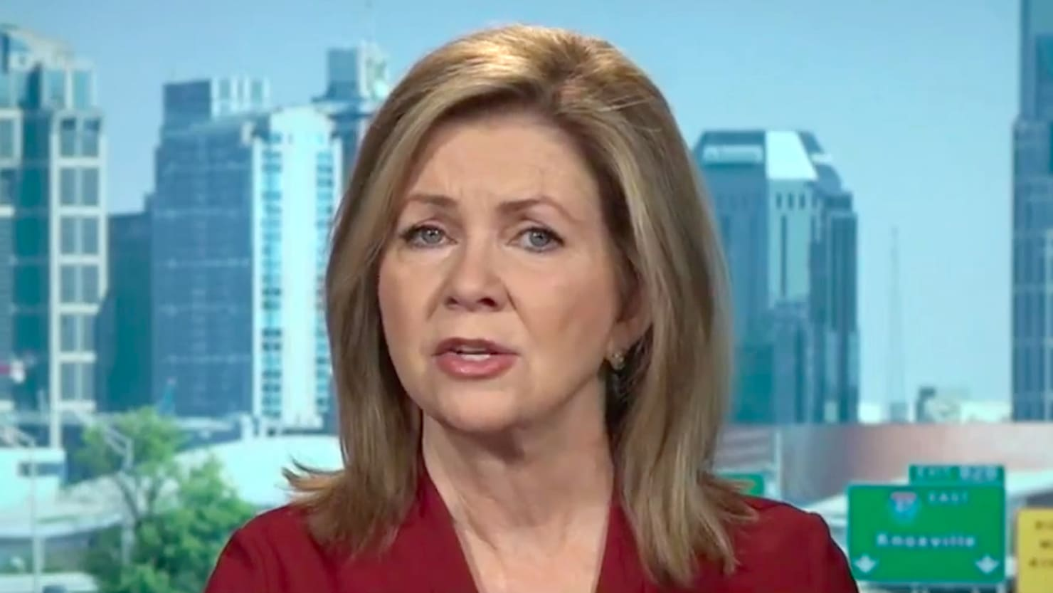 Marsha Blackburn's Gut Reaction to Thousand Oaks Shooting: 'Protect the 2nd Amendment'