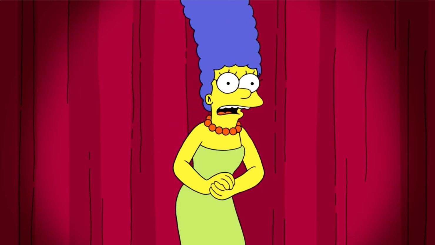 Marge Simpson Fires Back at Trump Adviser for Kamala Dig