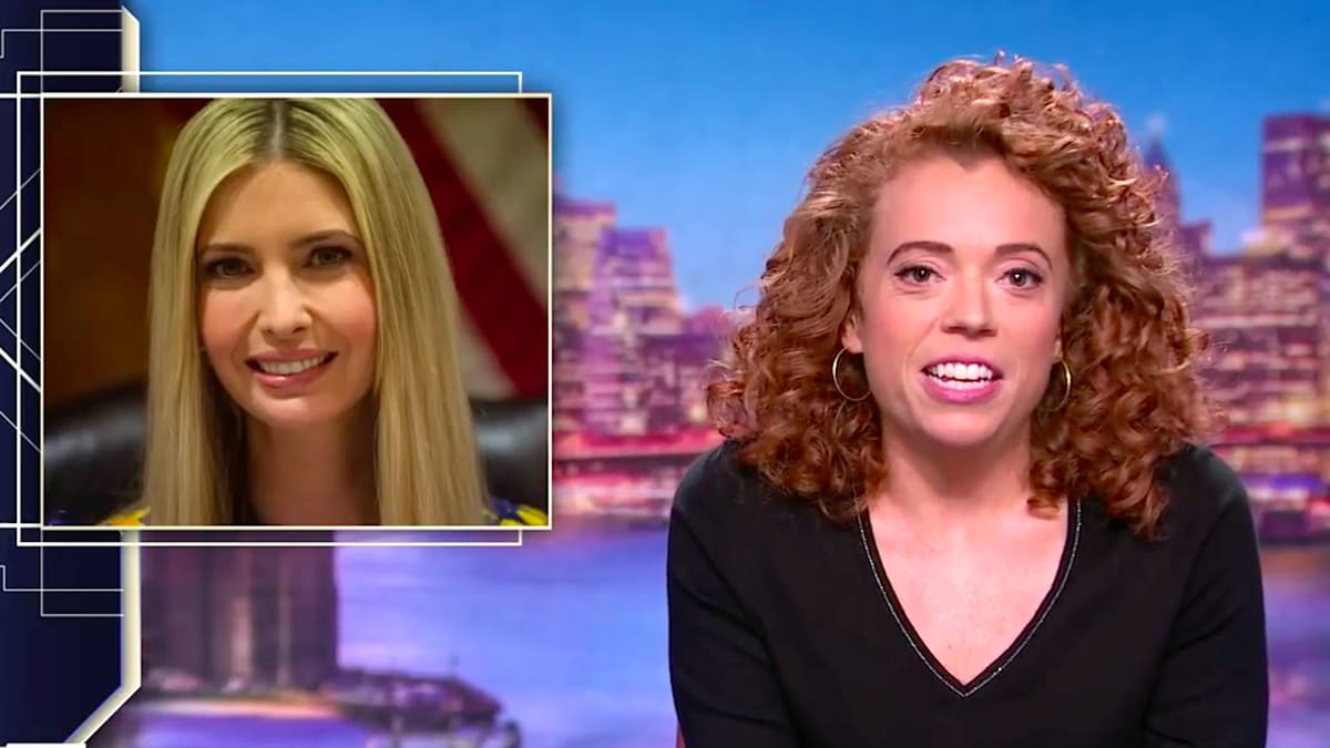 Michelle Wolf Compares Ivanka Trump to Herpes: 'You Always Show Up When We're About to Get F*cked'