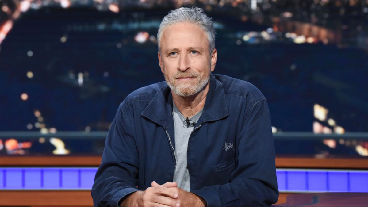 Jon Stewart Fires Back at Mitch McConnell on 'Colbert': Stop 'Jacking Around' 9/11 First Responders