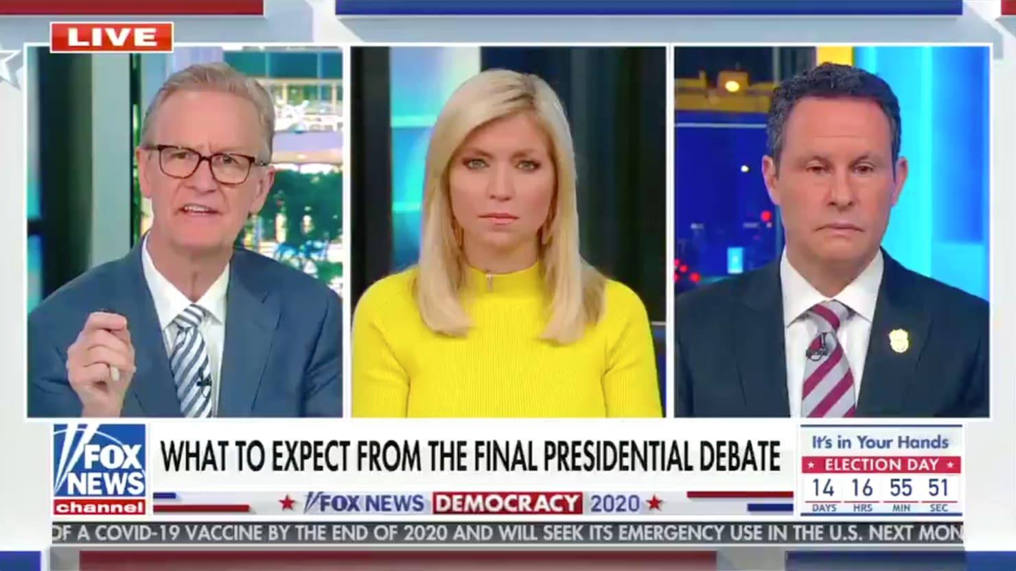 'Fox & Friends' Host to Trump: Stop Talking About Hunter Biden