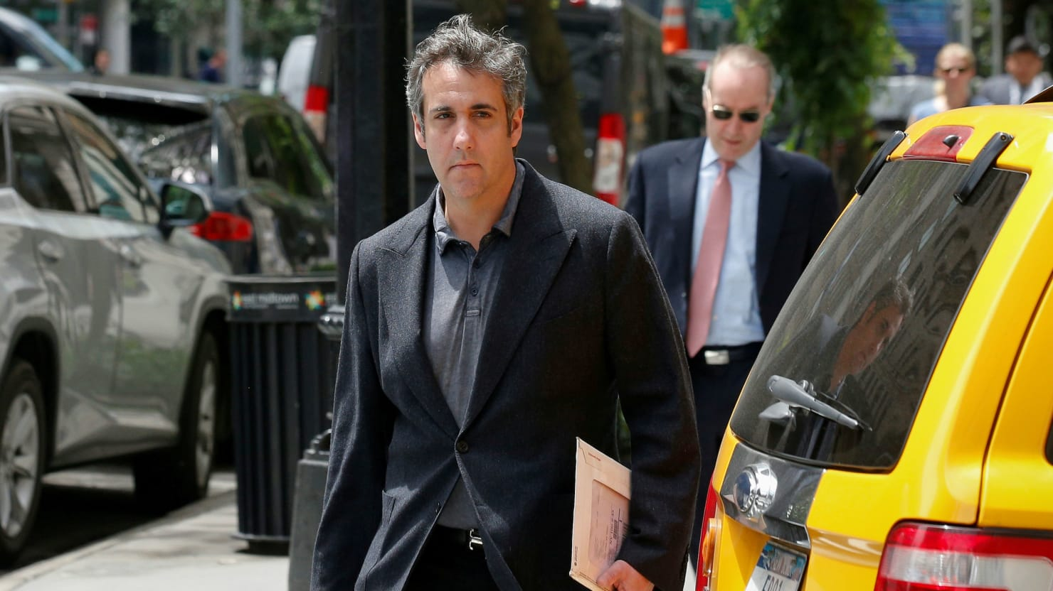 Judge to Michael Cohen: Only Eight Communications Are Protected by Attorney-Client Privilege