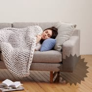 Bearaby Weighted Blanket Tree Napper Review