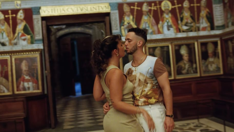 Archbishop Apologizes After Rapper Desecrates Cathedral With Sexy Video