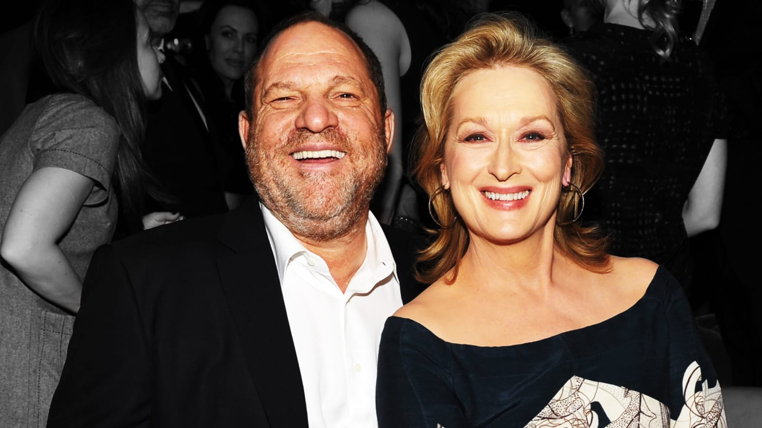 Hollywood S Loud Silence On Harvey Weinstein S Sexual Harassment Allegations