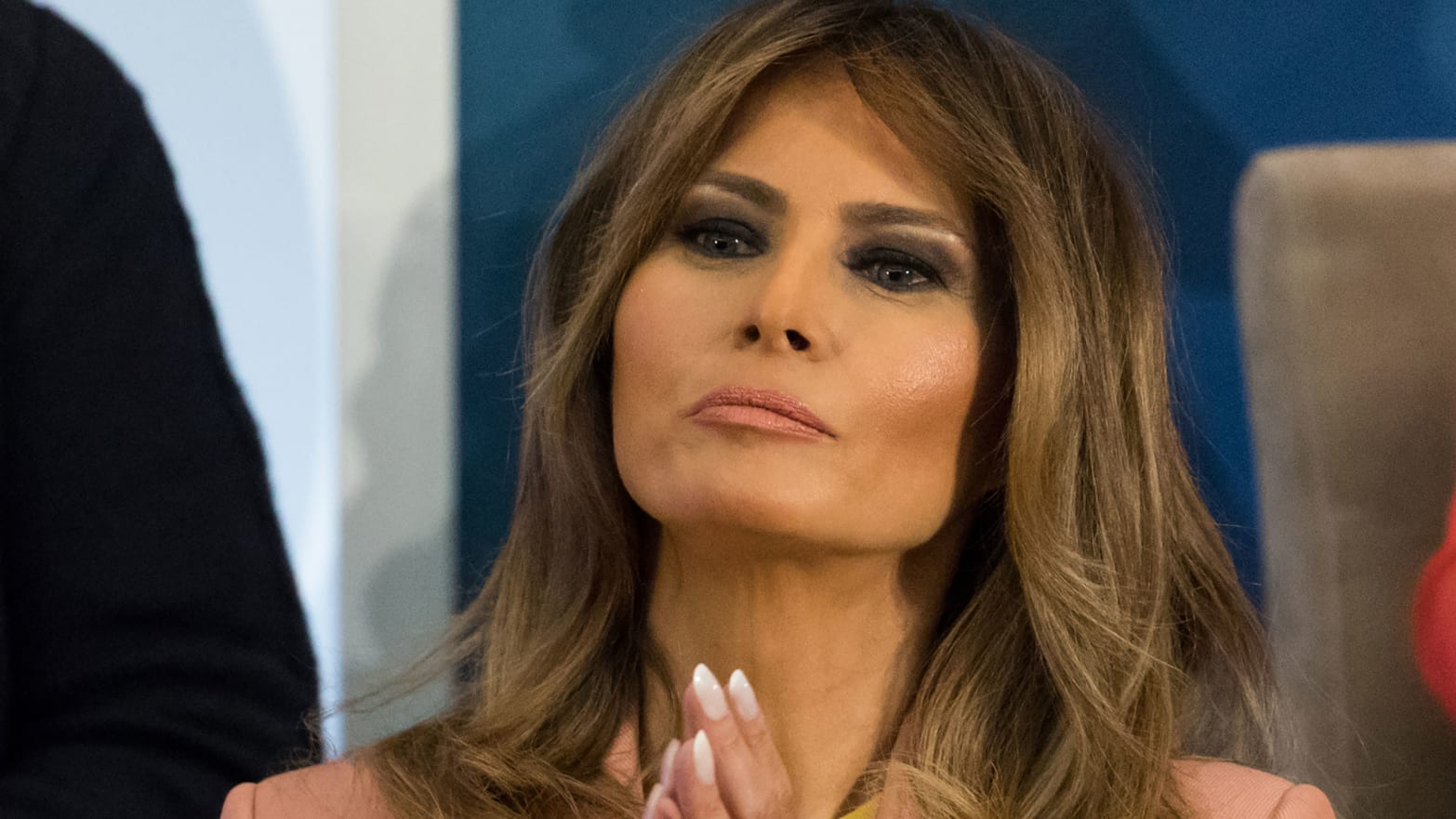 Britain's Daily Telegraph Forced to Apologize to Melania Trump
