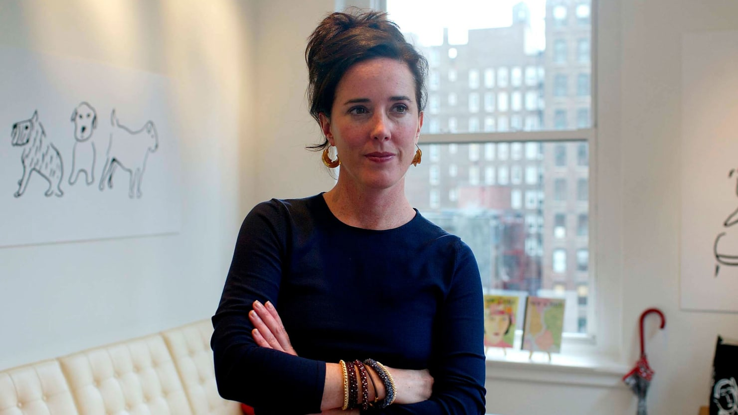 Kate Spade Was Every Womans Entry to Adulthood picture