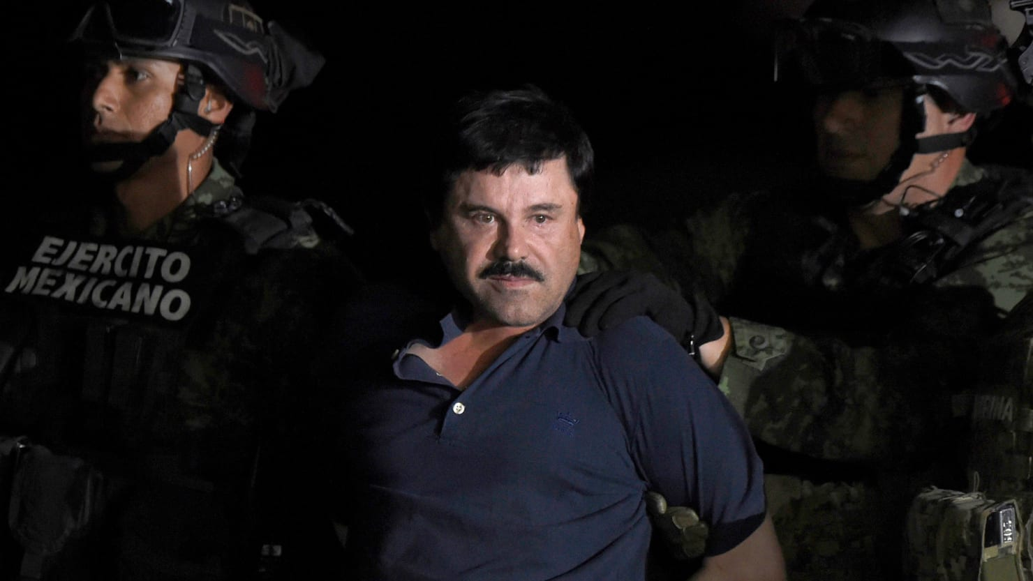 El Chapo trial: Mexican presidents accused of taking cartel bribes