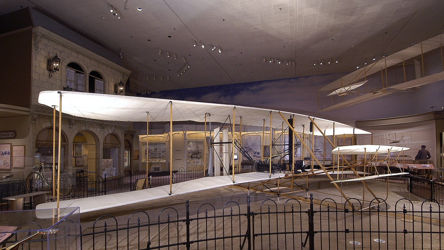The Wright Brothers' Big Flop