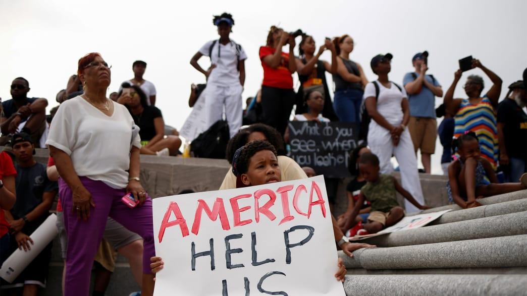 Black America Steels Itself for Obama's Departure and a Future Under Trump