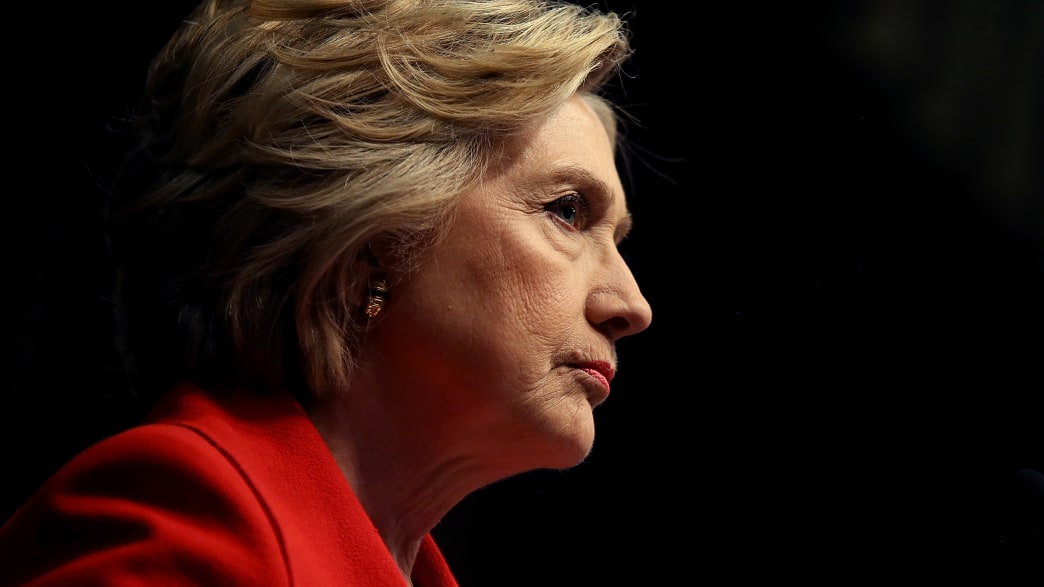 Hillary Clinton Destroyed Her Own Campaign
