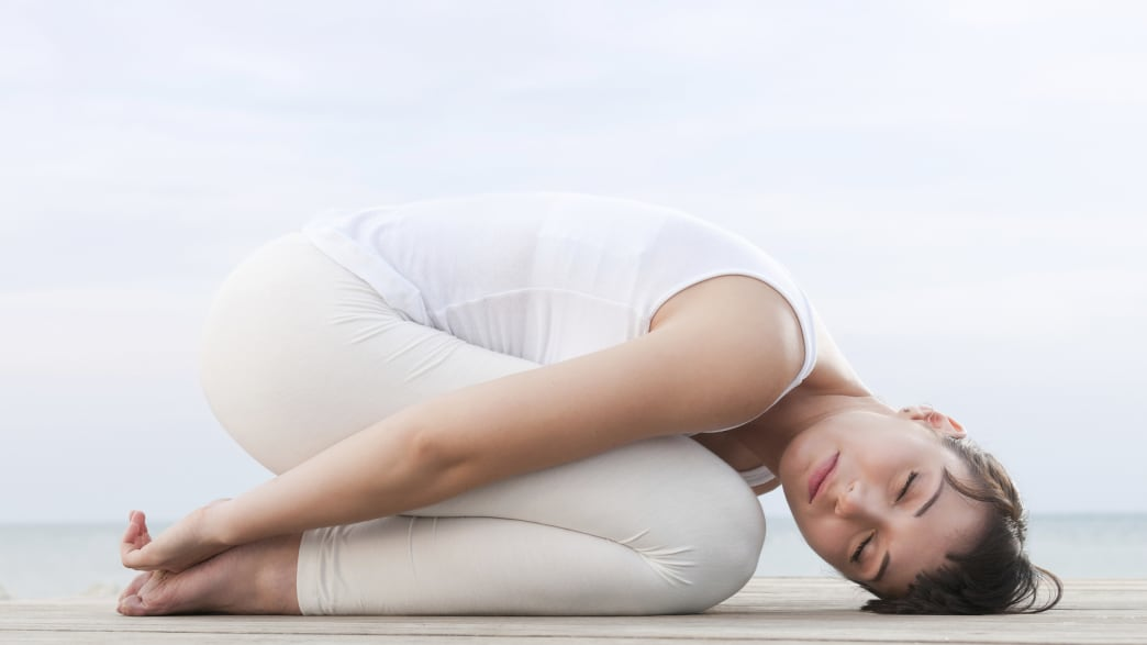 Restorative Yoga Is Like Adult Nap Time