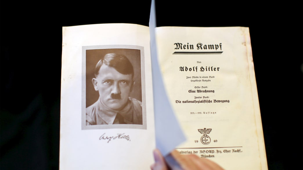 Why 'Mein Kampf' Is a Must-Read Now