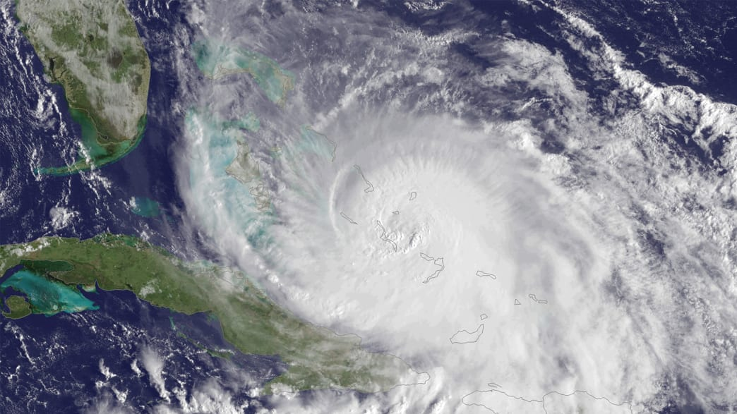 Hurricane Joaquin: Another Word for Climate Change