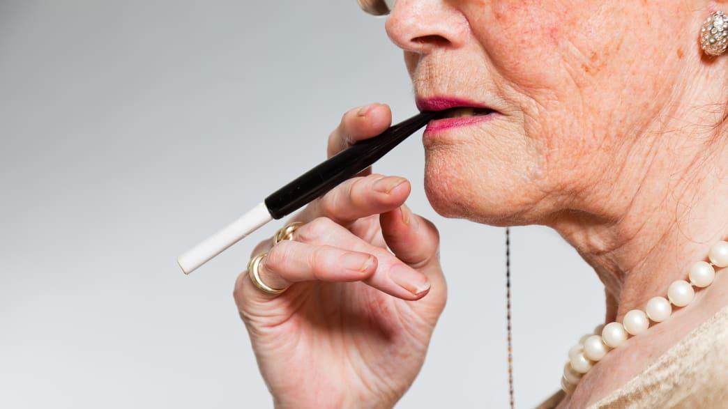 Smoking Doesn't Kill Them: The Strange Science of the Longevity Gene