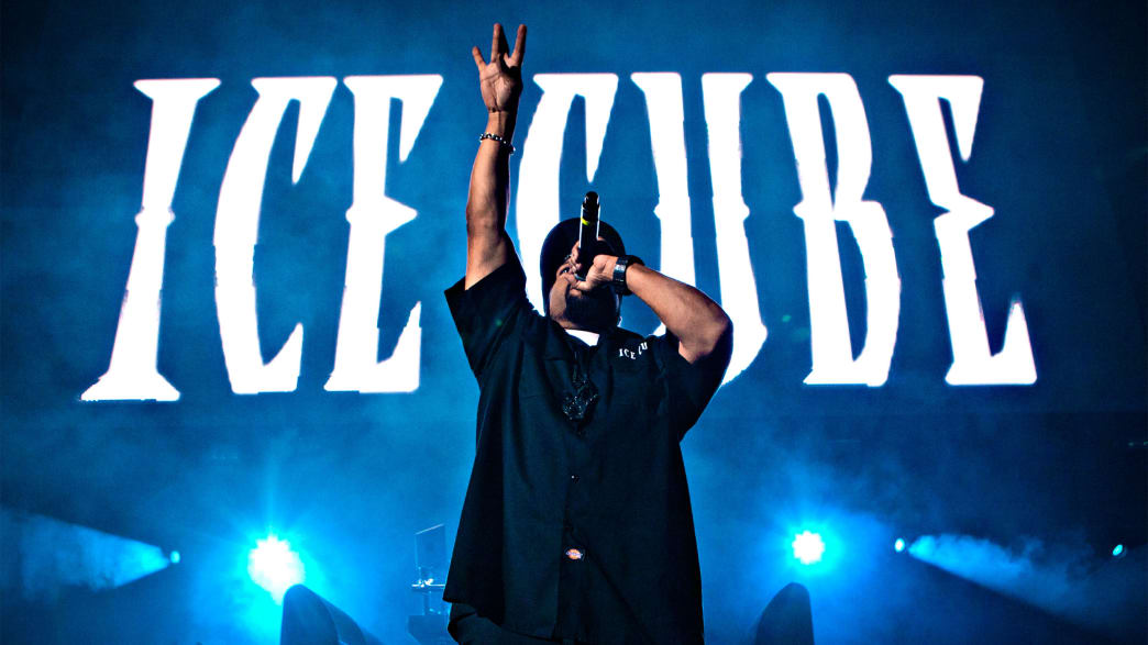 Ice Cube Sets The Record Straight On 'Compton,' Police Brutality, and Suge Knight