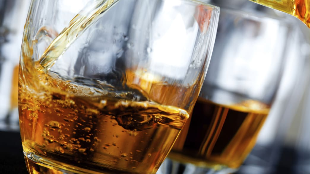 Can You Really Age Whiskey In Space?