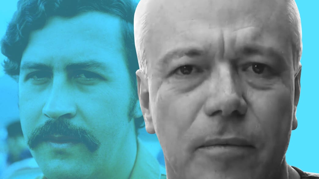 Pablo Escobar's Favorite Hitman Is on Facebook and Spilling Dirt