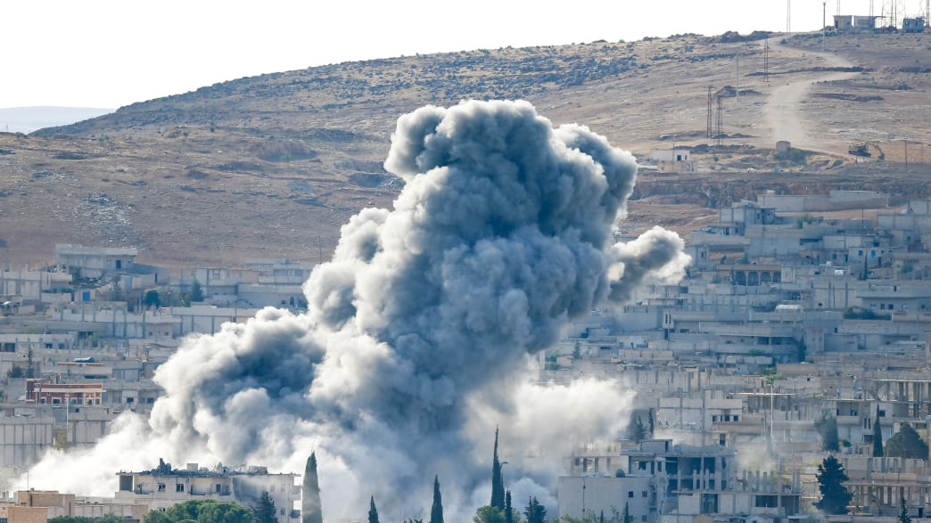 Does the U.S. Know Why It's Bombing ISIS?