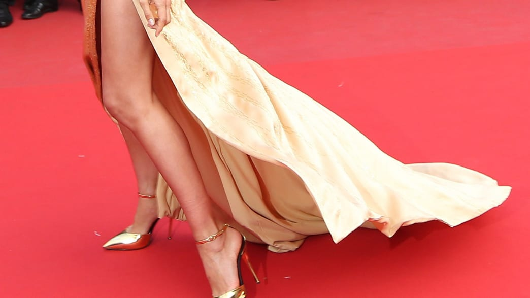 How High Heels Became a Feminist Issue at Cannes