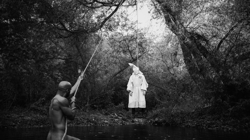 A Black Man Hangs a White Supremacist: Tyler Shields's Charged Photography