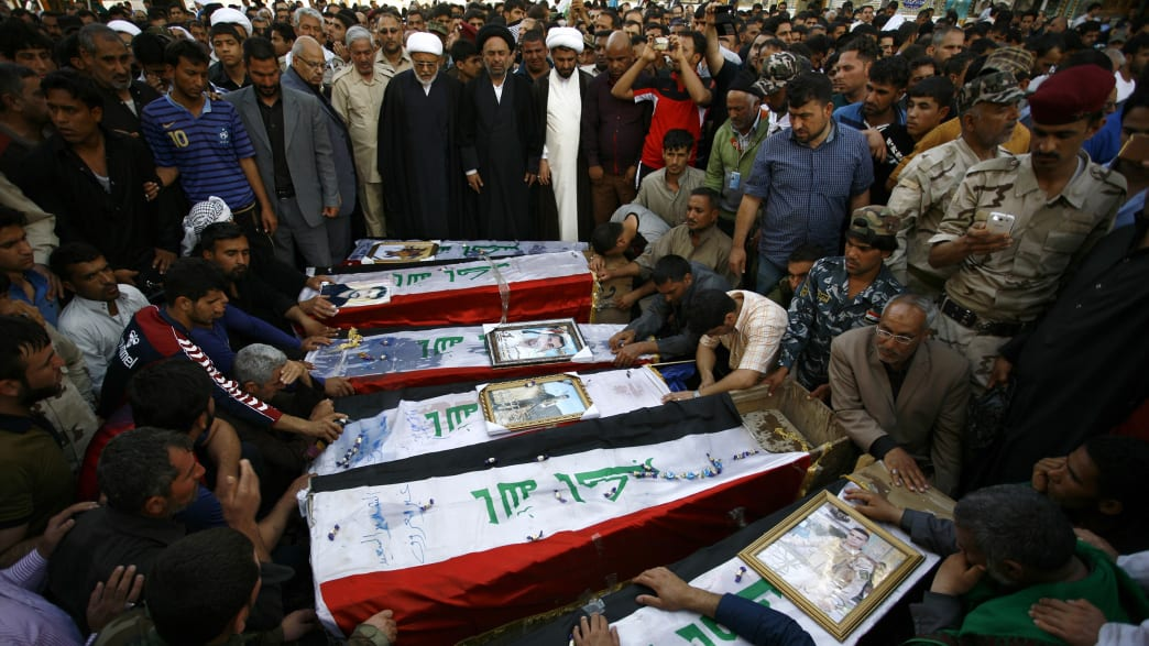 Shiite Militias Are The Real Winners of the Battle of Tikrit