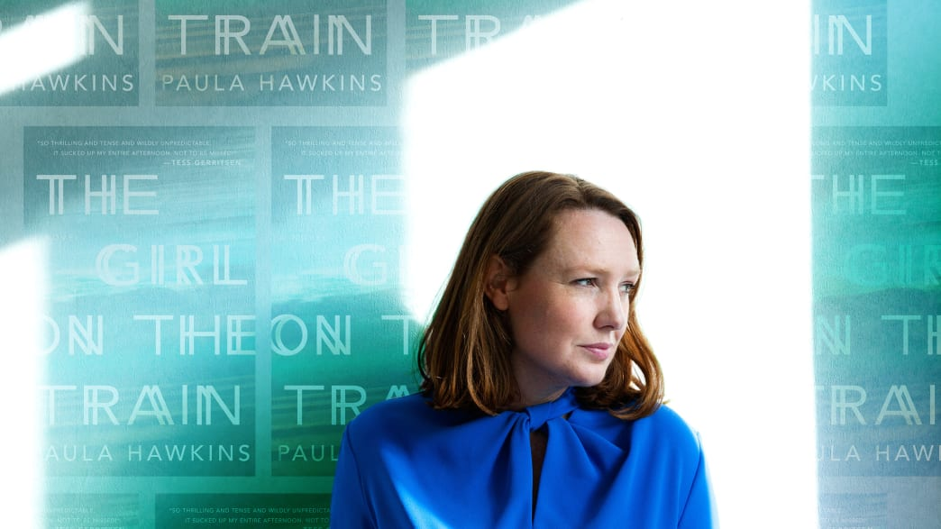The Fastest-Selling Adult Novel in History: Paula Hawkins' 'The Girl On The Train'