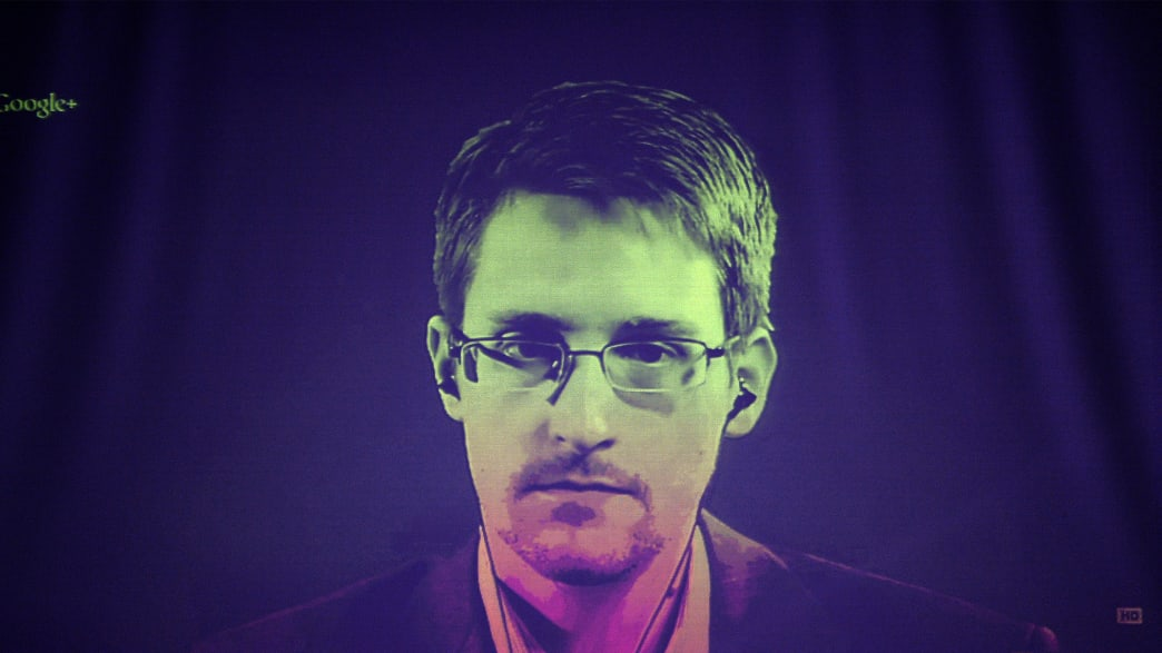 Edward Snowden Is Acting Very Strange Inside Russia