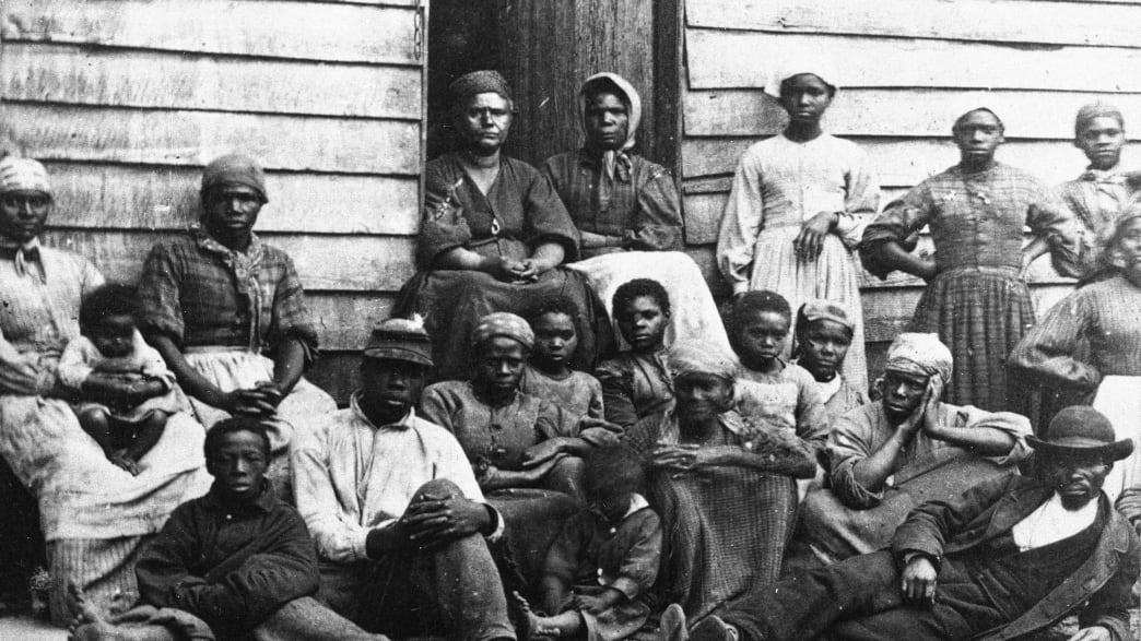 The Civil War's Dirty Secret: It Was Always About Slavery