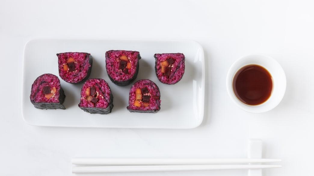 'Vegan Sushi' Turns Tomatoes Into Tuna