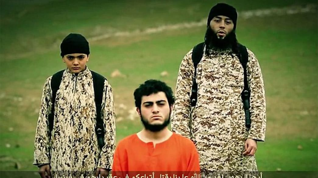 The Real Target of ISIS's Child-Soldier Execution Video