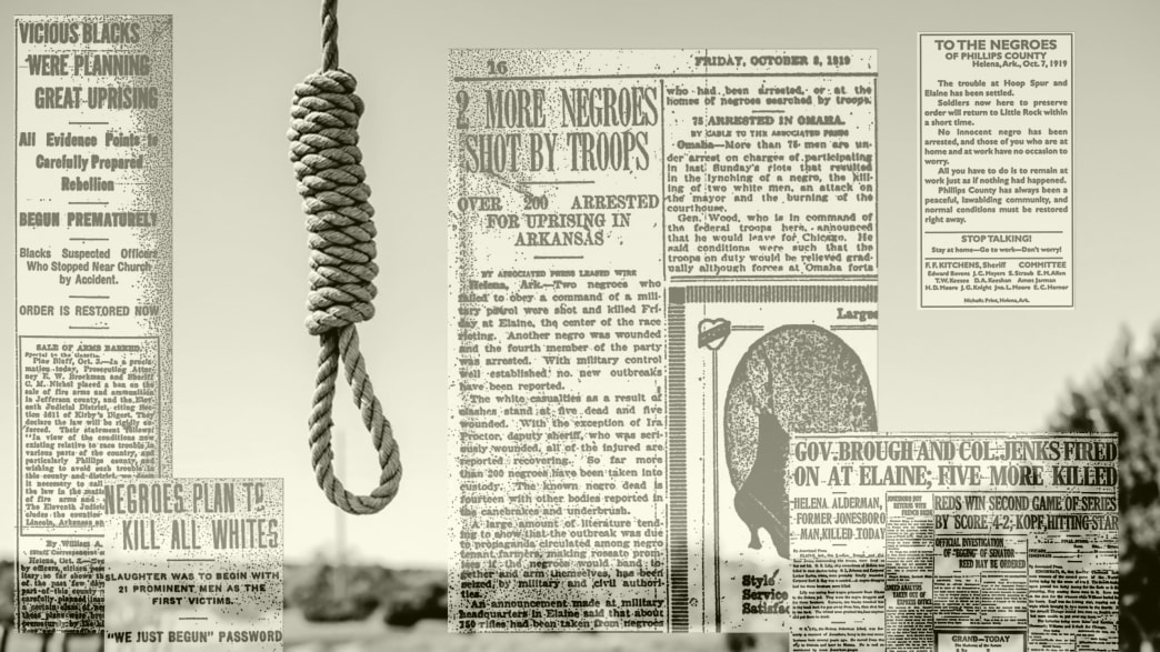 America's Forgotten Mass Lynching: When 237 People Were Murdered in Arkansas