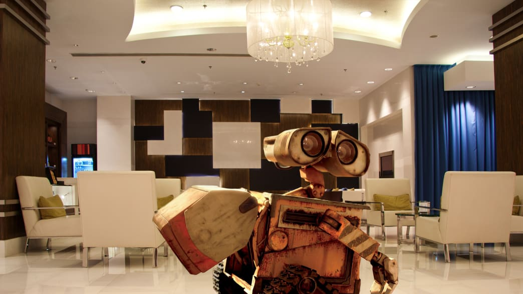 Check In to Japan's Creepy Robot Hotel