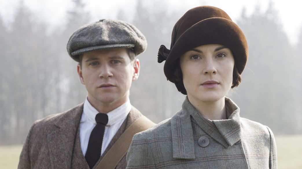 What Downton's Fashion Really Means