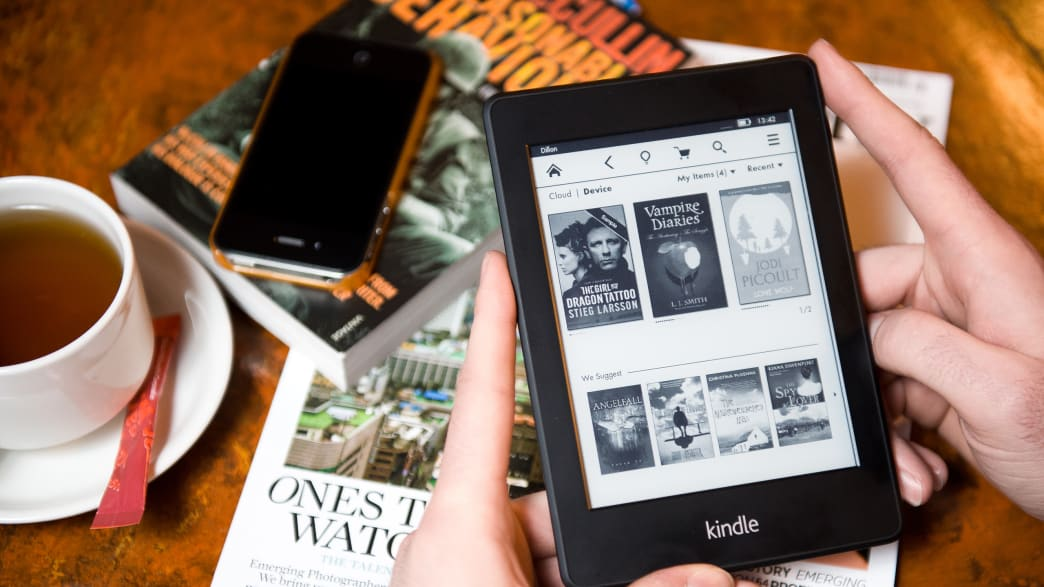 New Pew Poll Finds That E-Books Are Booming but Print Holds Its Own