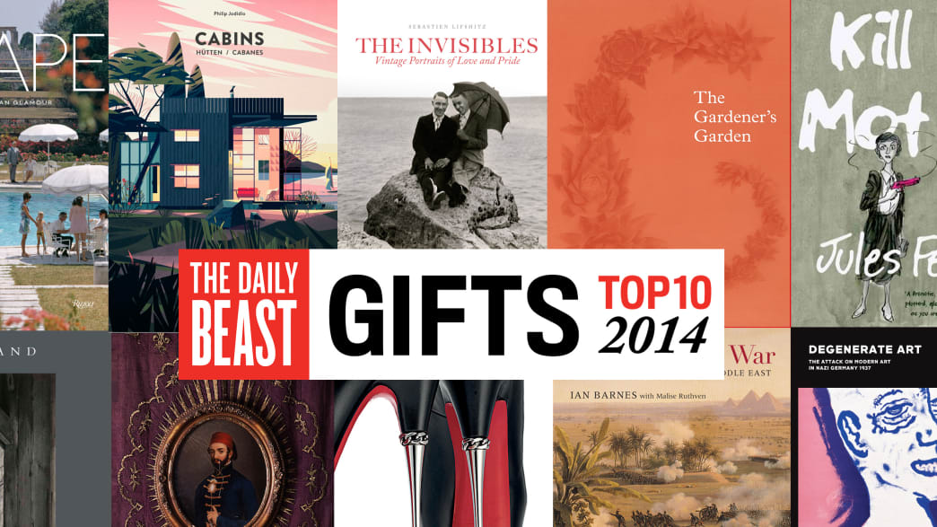 The Best Gift Books of 2014